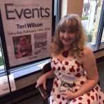 Author Teri Wilson's Valentine's Day Event for ALASKAN HOMECOMING