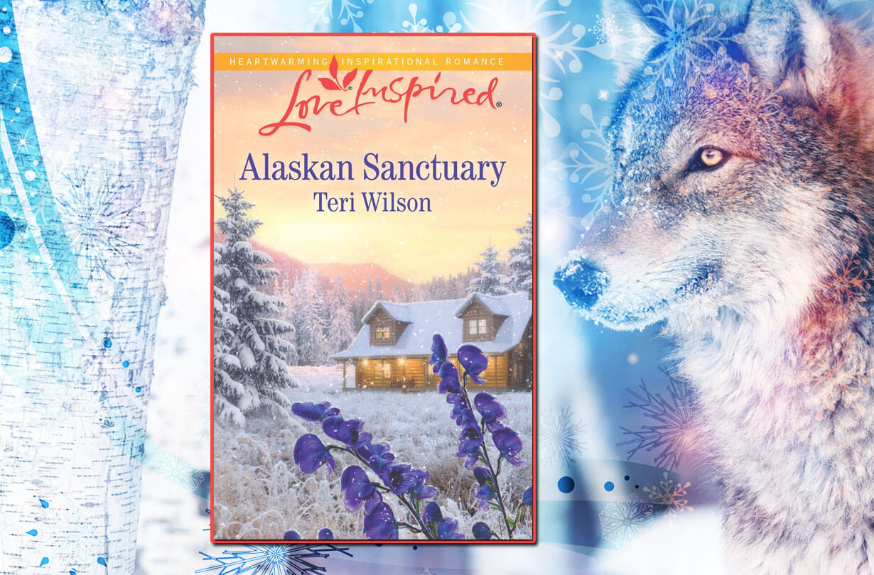 ALASKAN SANCTUARY: A LOVE INSPIRED Novel by Teri Wilson