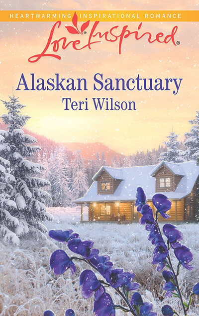 Alaskan Sanctuary - A Harlequin LOVE INSPIRED Novel by Teri Wilson