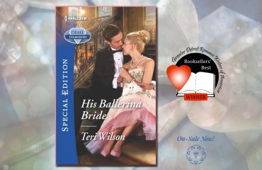 His Ballerina Bride: Winner of the 2017 Booksellers' Best Award!