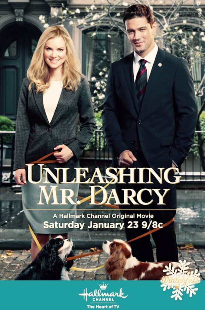 Unleashing Mr. Darcy by Teri Wilson: Now a Hallmark Channel Movie