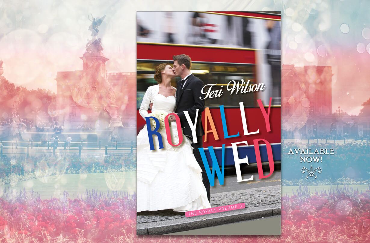 Royally Wed: Available Now
