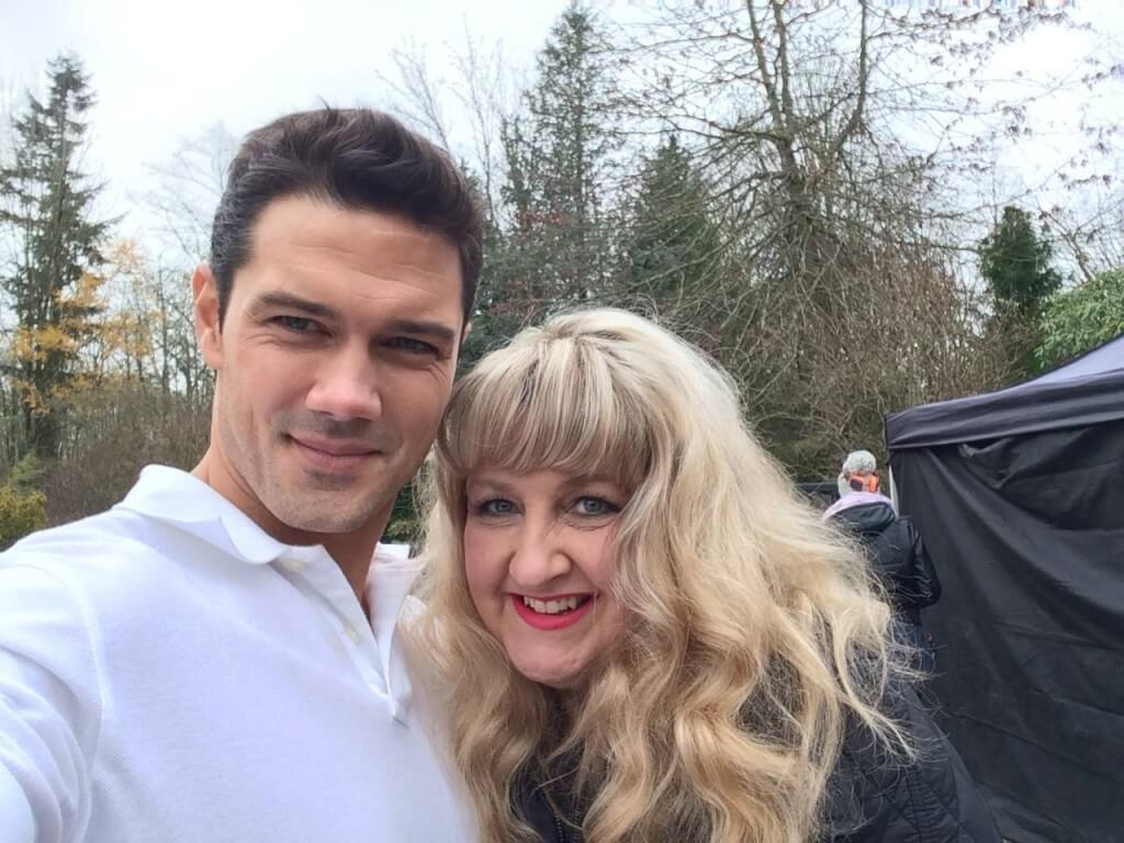So, yes. General Hospital's Ryan Paevey has a lead role in Unleashing Mr. Darcy. He's a sweetheart, and we are really excited to have him on board. ❤ #UnleashingMrDarcy #movie