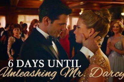 Unleashing Mr. Darcy on Hallmark Channel: SIX DAYS to the Premiere!