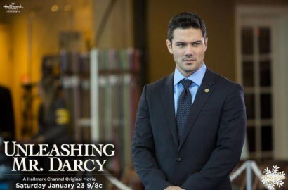 Unleashing Mr. Darcy: A Hallmark Channel Original Movie - Starring GH's Ryan Paevey