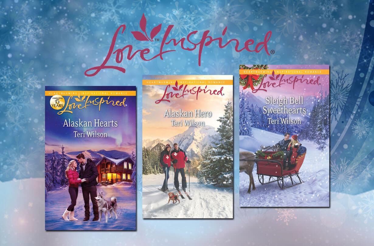 More Harlequin Romance LOVE INSPIRED Novels by Teri Wilson