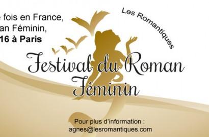 Les Romantiques book festival in Paris