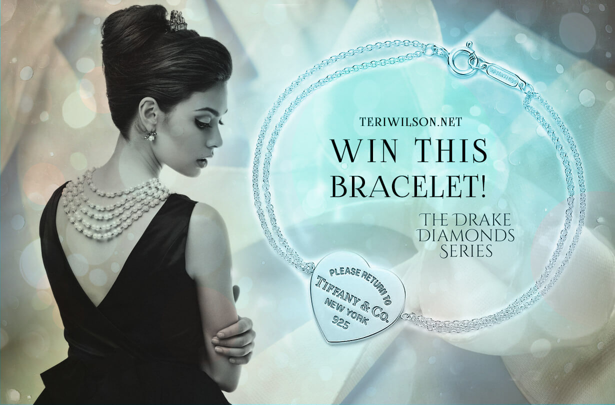 Win a Drake Diamonds + Mr. Darcy Dazzling Gift Set from TeriWilson.net