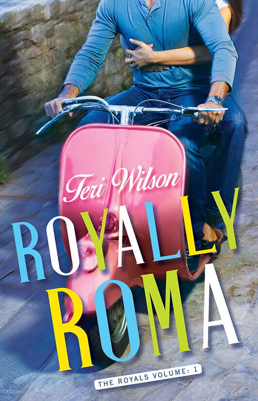 Royally Roma: Book One in The Royals Series