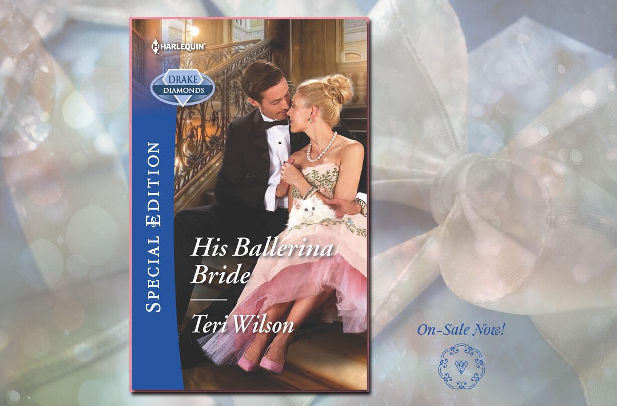 His Ballerina Bride: On-Sale Now!