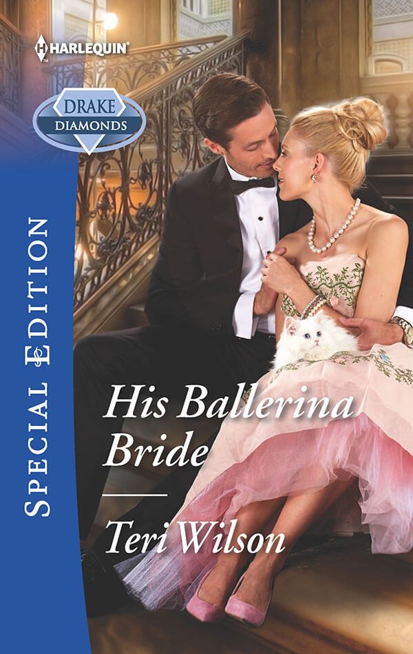 His Ballerina Bride: Book One in the Drake Diamond's Series
