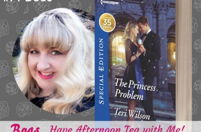 Afternoon Tea with Teri Wilson