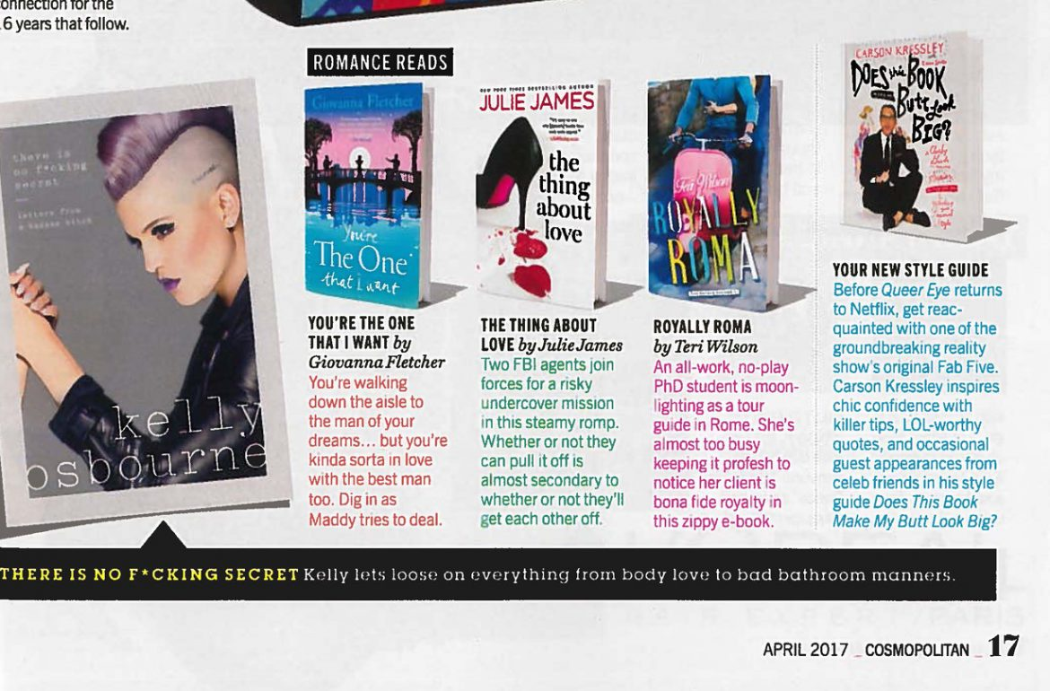 Royally Roma in Cosmo - Featured Image