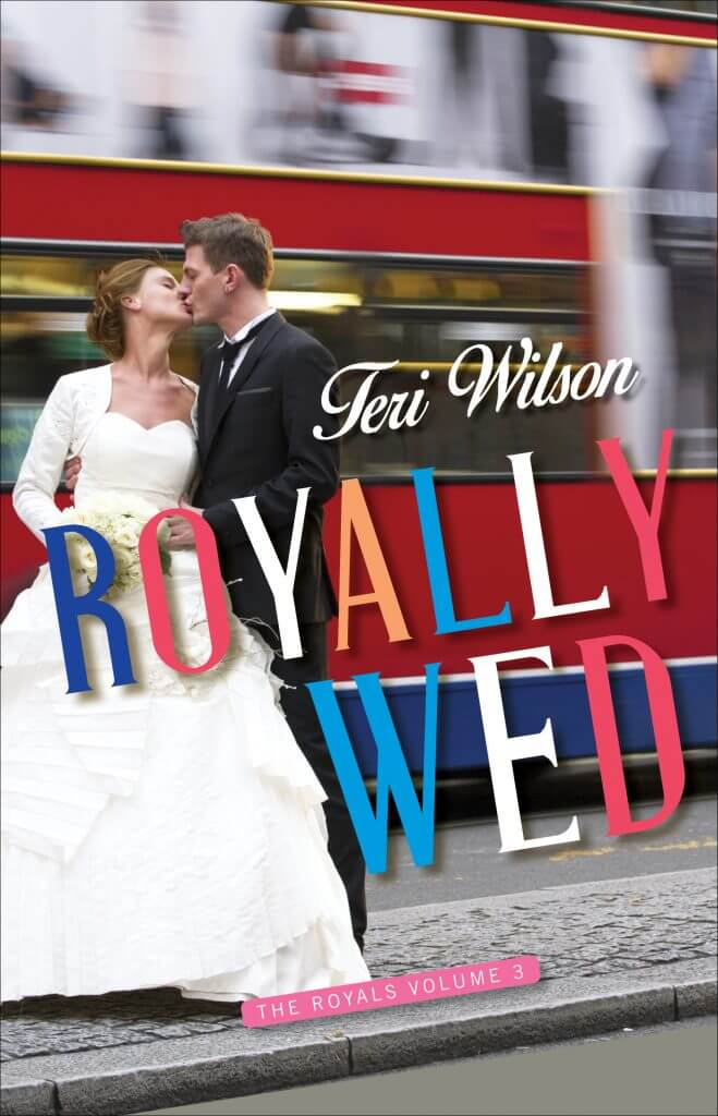 Royally Wed: The Royals, Book 3