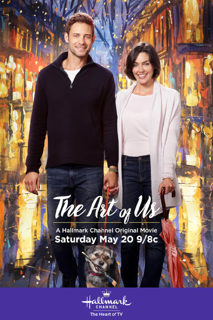The Art Of Us: Premieres 05.20.17 @ 8/7c on Hallmark Channel
