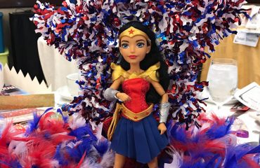 Enter Teri Wilson's Wonder Woman Giveaway by Midnight PT June 30th