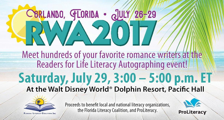 Come Meet Teri Wilson at RWA!