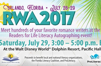 Come Meet Teri Wilson at RWA!