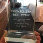 Booksellers' Best Award for His Ballerina Bride