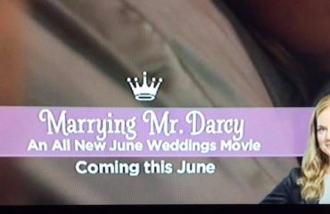 Marrying Mr. Darcy Pop-Up