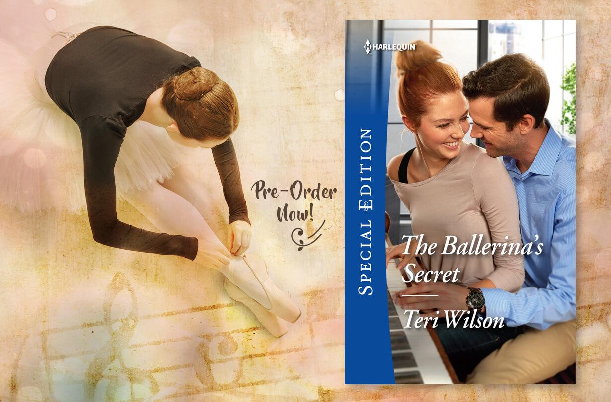 The Ballerina's Secret by Teri Wilson