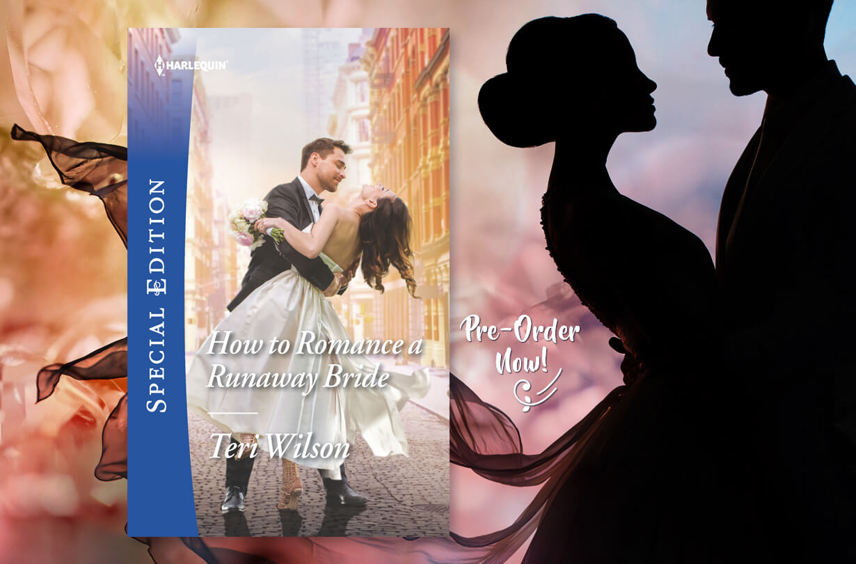 How to Romance a Runaway Bride by Teri Wilson: Wilde Hearts, Book 2