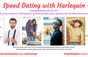 Speed Dating With Harlequin - Guys